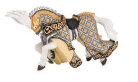 paard zwaan 39925