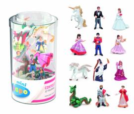 mini set (6) enchanted world 33012