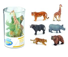 mini set 2 (6) safari 33021