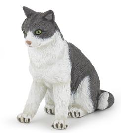kat zittend 54033