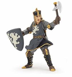 zwarte ridder met bijl 39775