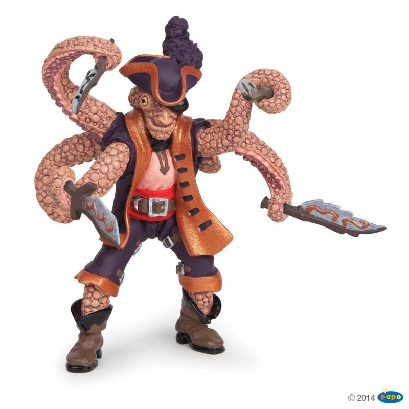 pirate mutant pieuvre 39464