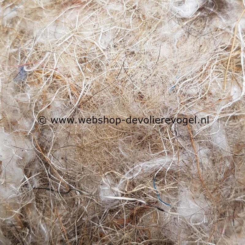 Quiko dierlijkhaar-hennep-sisal ca. 500 gram
