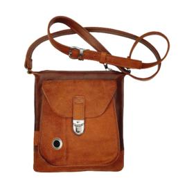 Yucca's Doggie Bag Jakhals bruin