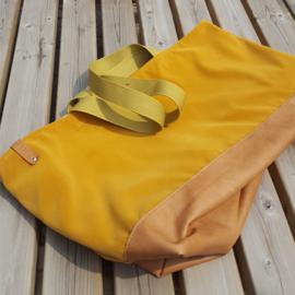 Zomertas Summerbreeze Velvet/Velours gold