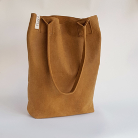 Shopper Plain M/ Camel