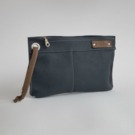 Clutch/ Envelope ONE T-Blue Grey