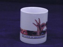 Kiekeboe - drinkmok