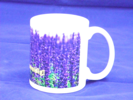 Lavendel - drinkmok