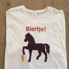 T-shirt heren KV - Biertje!