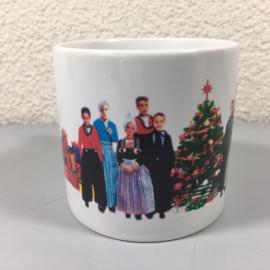 Thee/koffie kopje 'Kerst'