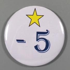 Button:  - 5 kg