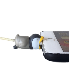 Pinguïn  mobielbijter