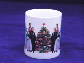 Kerst - drinkmok