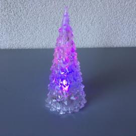 Kerstboom lampje