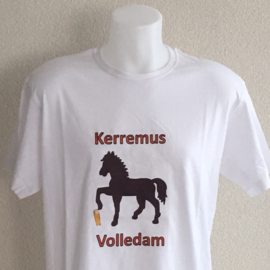 T-shirt heren - Kerremus Volledam