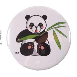 Baby Panda button
