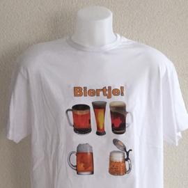 T-shirt heren - Biertje!