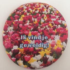 Tulpen - spiegeltje