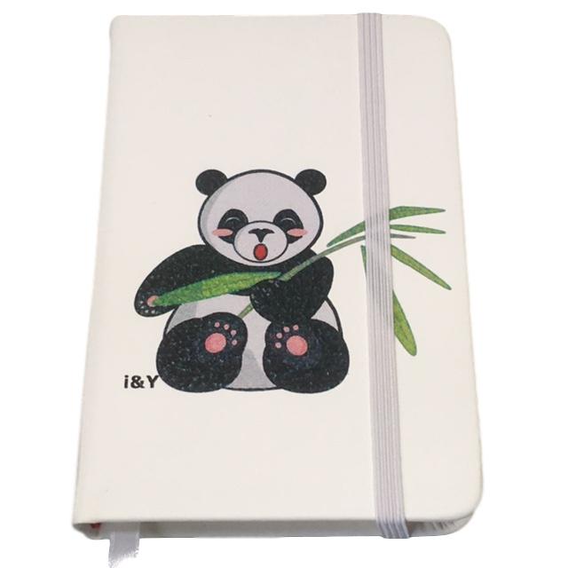 Notitieboekje Baby Panda