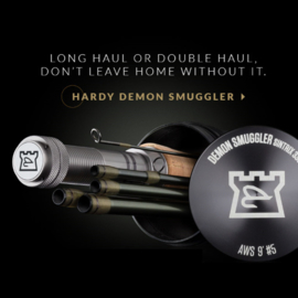 Hardy® Demon Smuggler Rod