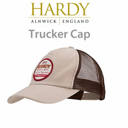 #HCLOT010: Hardy® Trucker Cap