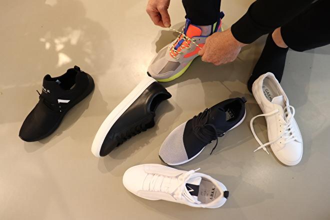 heren schoenen mannenkelder Terschelling