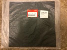 Softtop patch zwart 300 x 300 mm