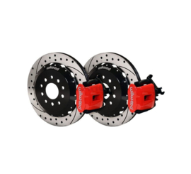 Wilwood Forged 325mm Big Brake kit rear achterzijde (99-09)