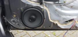 DLE S2000 speakerring (set 2 stuks)