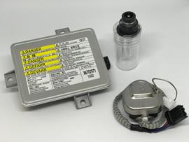 Xenon HID unit, starter en lamp (04-09)
