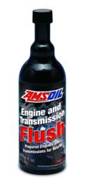 Amsoil engine transmission flush