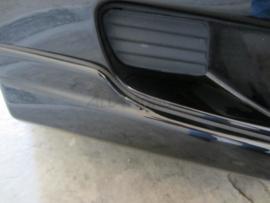Honda rubberen afwerkstrip / sierstrip  320 cm grijs
