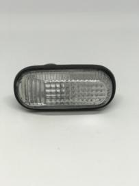 Lamp unit spatscherm knipperlicht wit