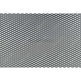 H-Gear racegaas gaas zwart/zilver 125x25