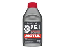 Motul DOT 5.1 remvloeistof / koppelingsvloeistof 500ml