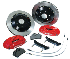 Stoptech 4-POT 328MM BIG BRAKE KIT (99-05)