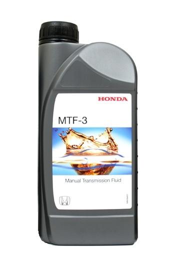 Honda MTF 3 gearbox oil.