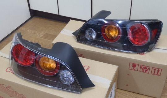 Achterlamp unit facelift (04-09)