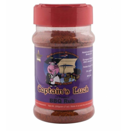 Captain's Luck All Purpose BBQ Rub