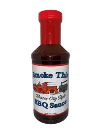 Smoke This Kansas City Style BBQ Sauce