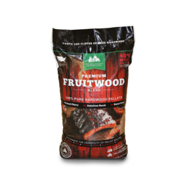 Green Mountain Premium Fruitwood Pellets