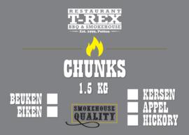 T-Rex Rookhout Chunks Appel
