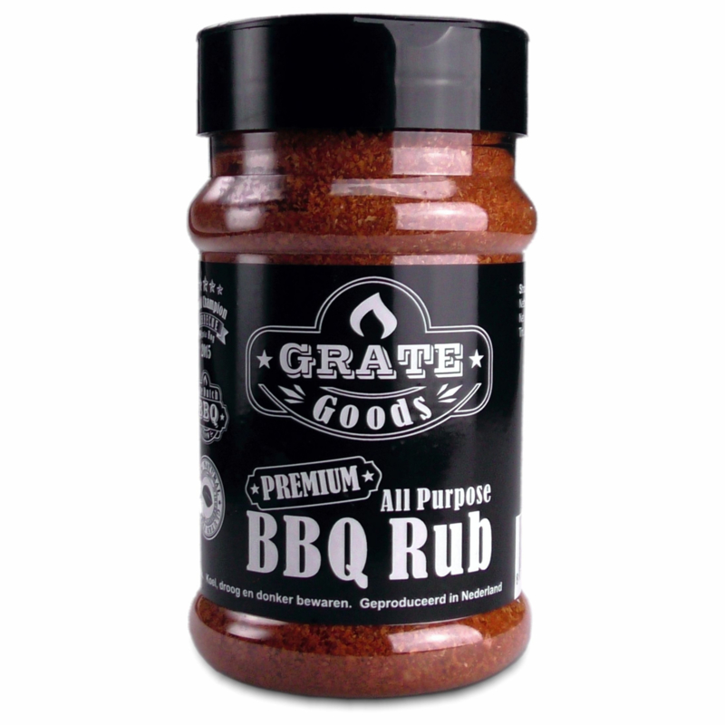 Grate Goods Premium All Purpose Rub