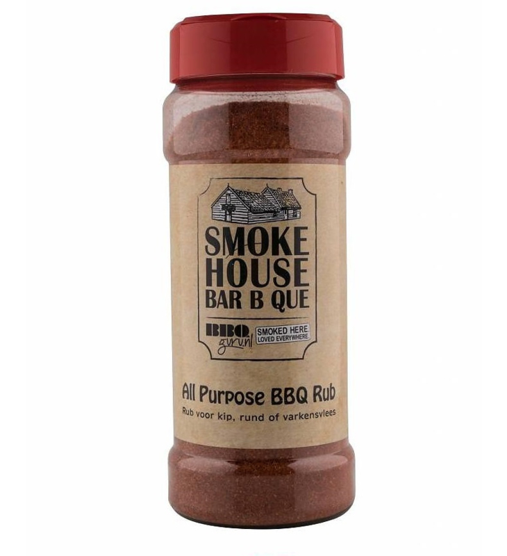 BBQ Guru.NL All Purpose BBQ Rub
