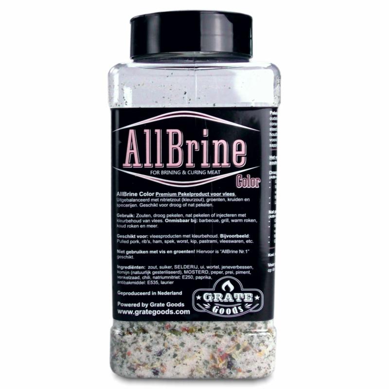 Grate Goods AllBrine Color