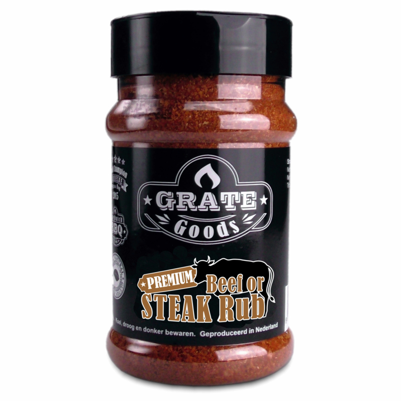 Grate Goods Beef or Steak Rub