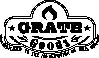 Wij kiezen voor het beste! Grate Goods Barbecue producten
