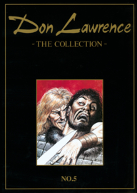 Don Lawrence -the collection- volume 5 | DUTCH ONLY!
