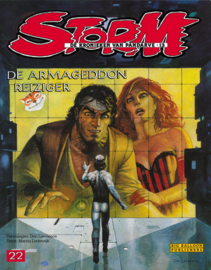Storm 22 • The Armageddon traveler | softcover - DUTCH